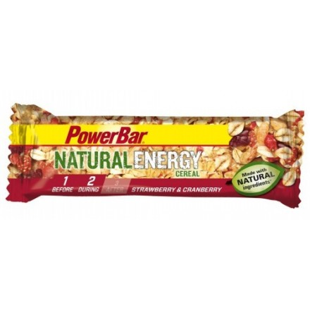 Powerbar Natural Energy Fresa