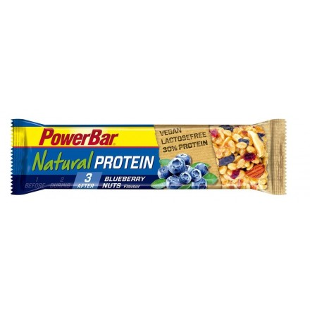 Powerbar Natural Proteina Arandano