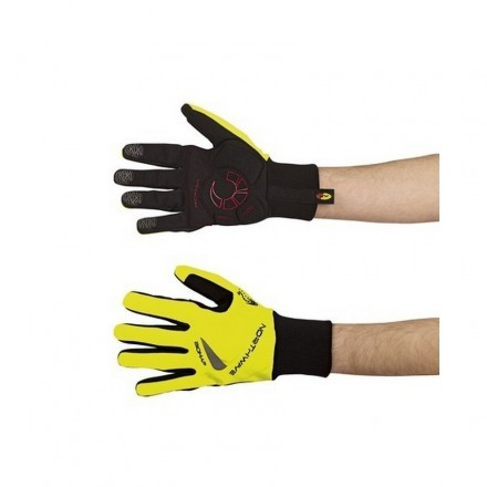 Guantes Largos Northwave POWER NW4P Negro/Fluor