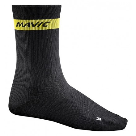 Calcetines Mavic Cosmic High Sock Negro