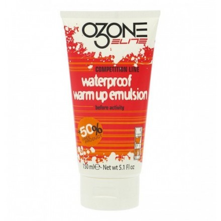 TUBO CREMA OZONE WATERPROFF EMULSION 150ml