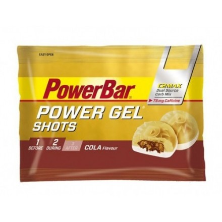 Powerbar Power Gel Shots Cola Unidad